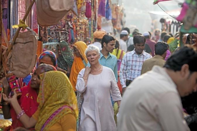 """Les images du film """"Indian Palace"""" !"""