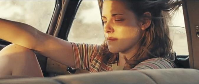 Les images du film Sur la route avec Kristen Stewart et Garrett Hedlund !
