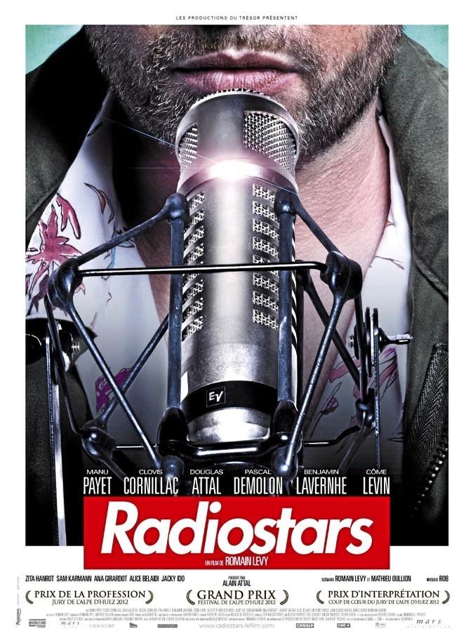 Le nouveau film de Romain Lévy avec Clovis Cornillac et Manu Payet : Radiostars !