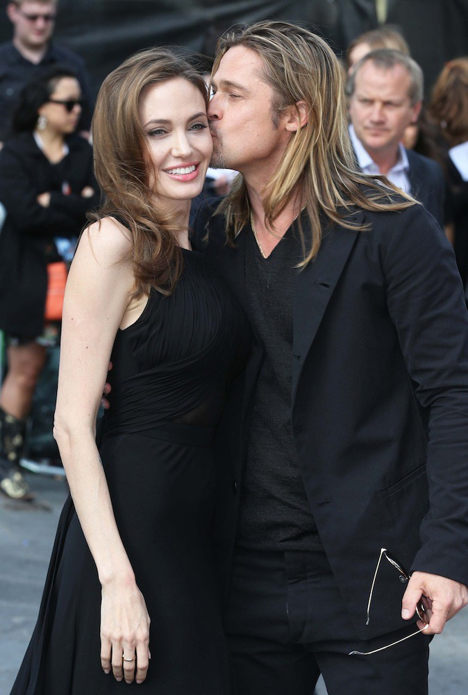 Les secrets sexe et love d'Angelina Jolie et Brad Pitt !