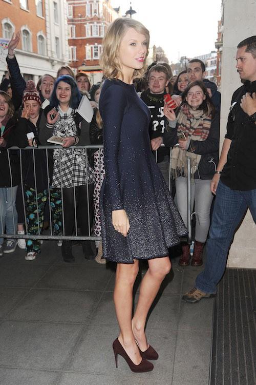 Taylor Swift : artiste la plus vendeuse… Derrière la Reine des neiges !
