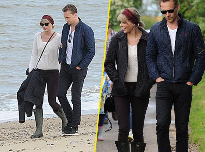 Photos : Taylor Swift : Direction la campagne anglaise pour rencontrer la famille de Tom !