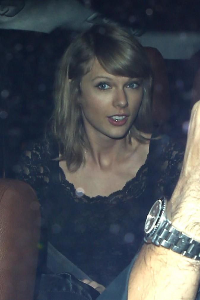 Taylor Swift : elle ne quitte plus Calvin Harris !