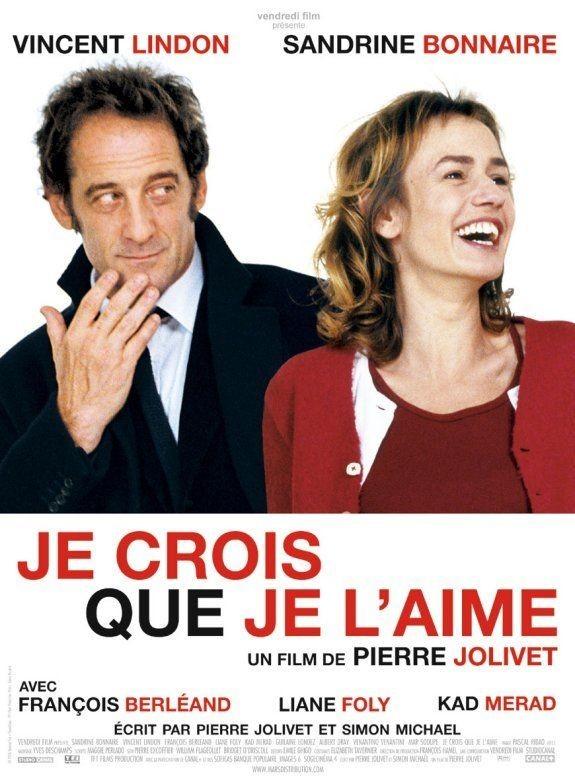 Mardi 14 février / France 3 : Je crois que je l'aime :  20h35