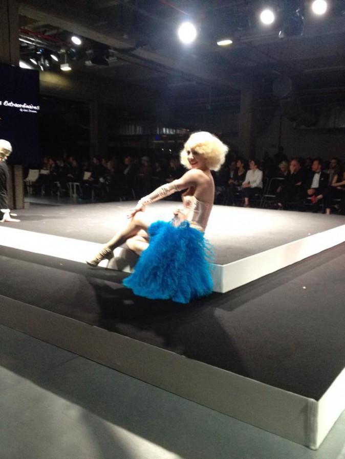 Le show de Luc Drouen élu meilleur coiffeur en 2012