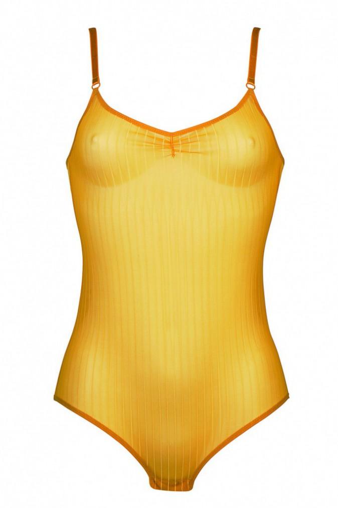 Body sans armatures transparent, Essen'suelle, Billet Doux 25 €