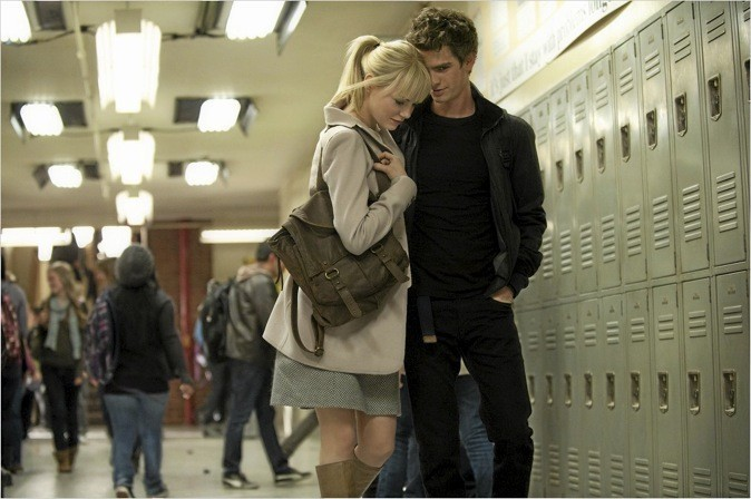 Peter Parker et Gwen !