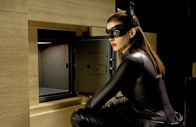 Anne Hathaway en Catwoman !
