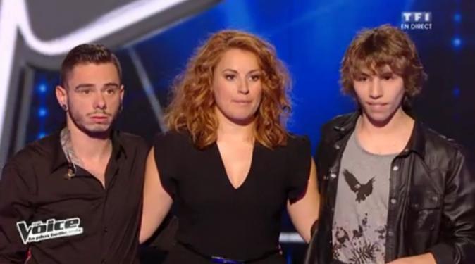 Maximilien a séduit le public ! Tifayne quitte The Voice car Garou a préféré garder le jeune Flo !