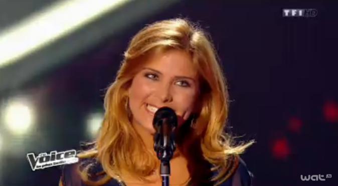 Aline Lahoud a choisi Florent Pagny