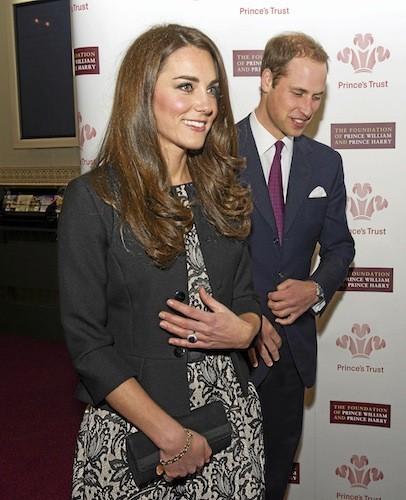 Kate Middleton & le prince William Le plus médiatisé