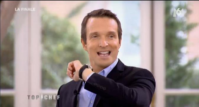 Stéphane Rotenberg, présentateur de Top Chef
