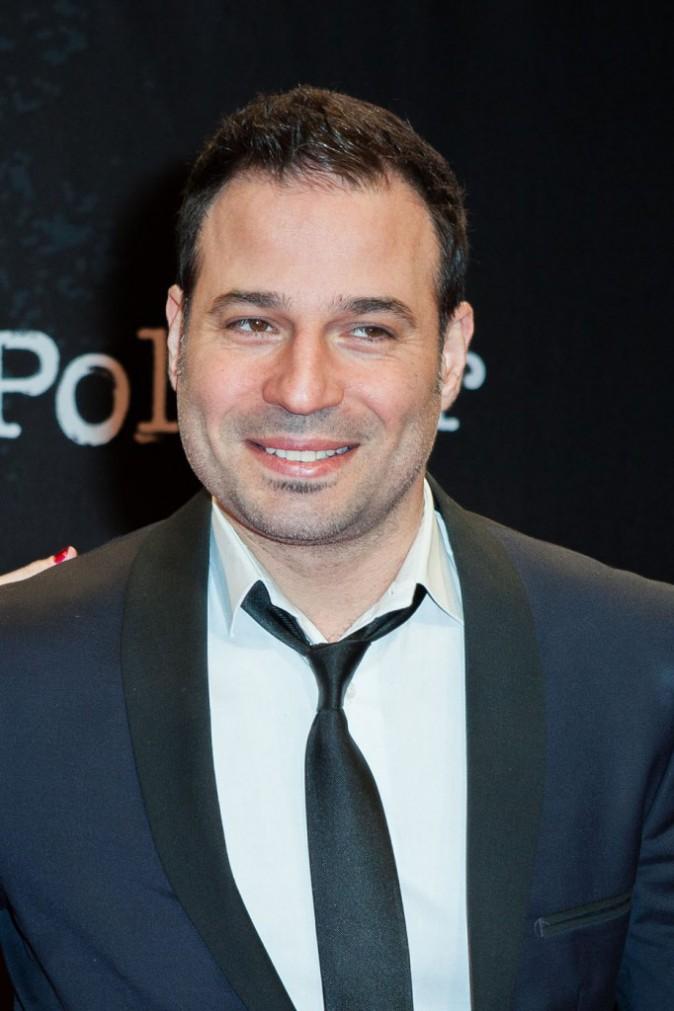 Mario Barravecchia le 25 mars 2015