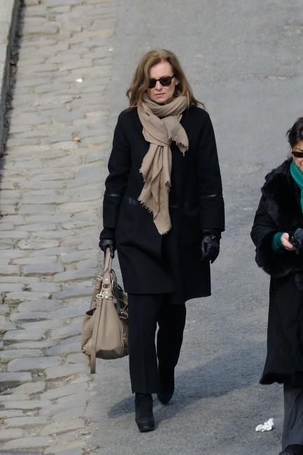 Valérie Trierweiler le 29 mars 2013