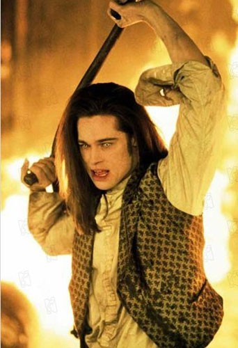 Brad Pitt dans Entretien avec un vampire