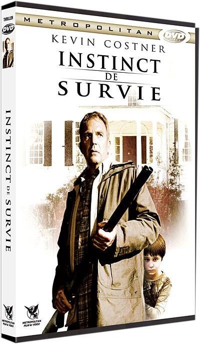 Instinct de survie, en DVD !
