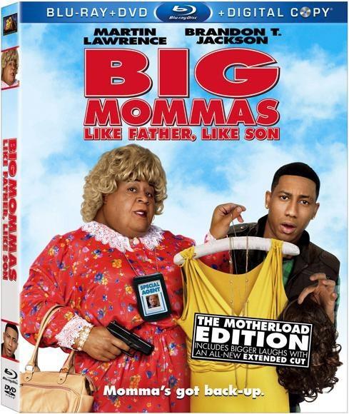 Découvrez Big Mama, de père en fils en DVD