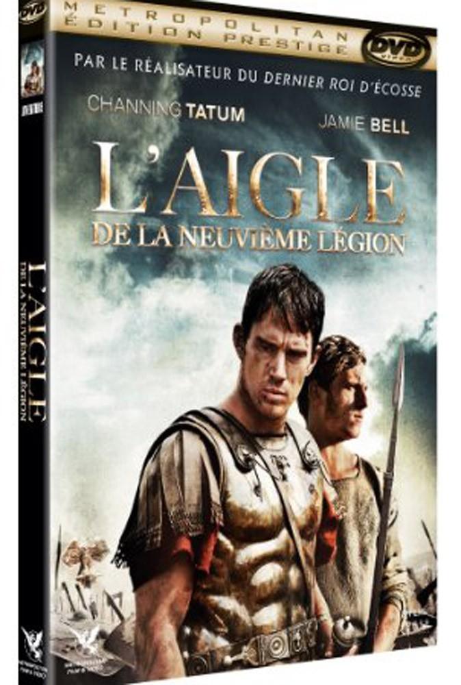Découvrez L'aigle de la Neuvième Légion en DVD