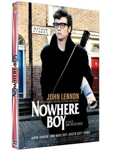 """John Lennon à 16 ans dans """"Nowhere Boy"""" !"""