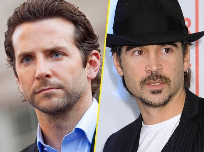 Bradley Cooper et Cloin Farrell : vous choisirez lequel au cinéma ?