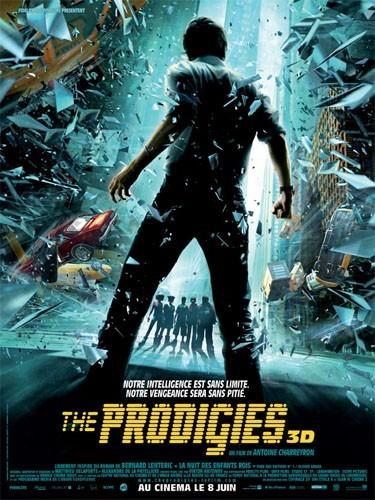 """Et """"The Prodigies"""" est un super-film avec des super-ados !"""