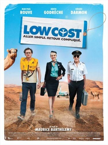 """Tandis que """"Low Cost"""" veut vous faire rire en plein désert..."""