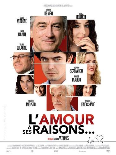 """""""L'Amour a ses raisons"""", avec Robert de Niro et Monica Bellucci !"""