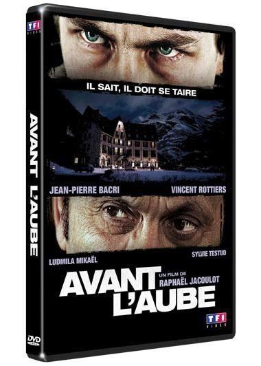 Découvrez Avant l'aube en DVD !