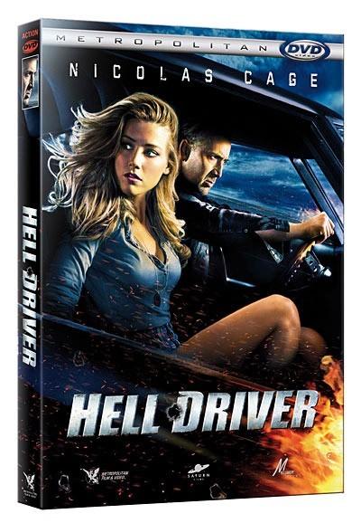Découvrez Hell Driver en DVD !