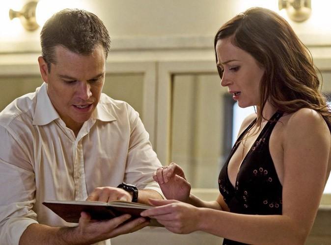Vidéos : revivez la romance de Matt Damon avec Emily Blunt en DVD !