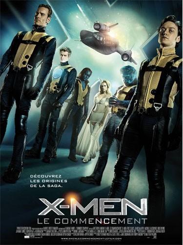 """Les super-héros sont de retour dans """"X-Men : le Commencement"""" !"""