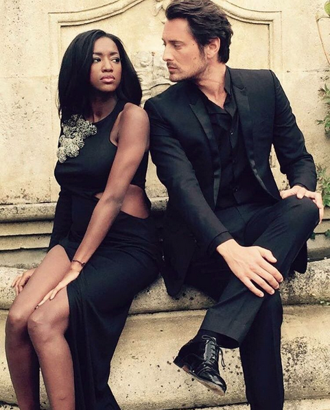 Vincent Cerutti et Hapsatou Sy bientôt mariés !