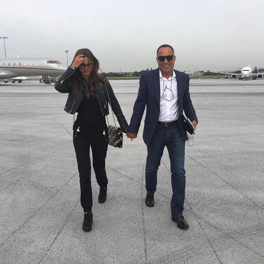 Xenia Deli, l'ex de Justin Bieber mariée à un homme d'affaires de 62 ans !