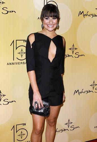 Lea Michele : relookée de la tête aux pieds, elle attend son prince charmant...