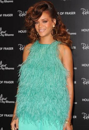 """Rihanna : """"We found love"""" mais pas elle visiblement !"""
