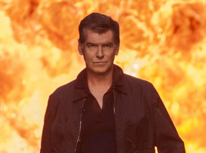 Pierce Brosnan, sa maison est en feu !
