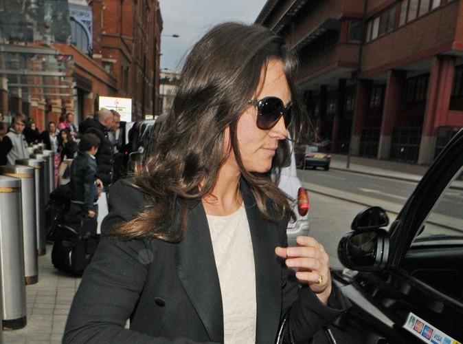 Pippa Middleton : des excuses dans la polémique du pistolet parisien !