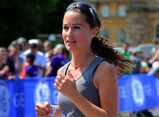 Pippa Middleton : elle court, elle court.. pour muscler son joli fessier ?