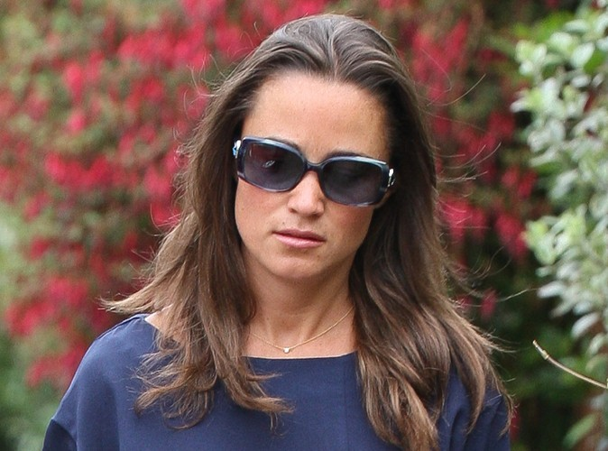 Pippa Middleton : elle n'a plus le droit de quitter l'Angleterre !