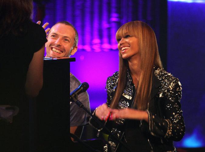 """Pour Chris Martin, """"Beyoncé est l'une des plus grandes performeuses"""" !"""