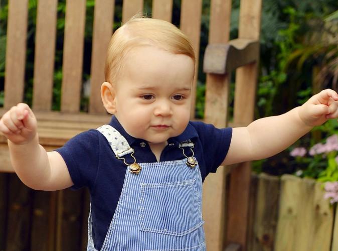 Prince George : cadeaux, invités, fête : découvrez les détails de son premier anniversaire !