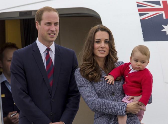 Prince George : Kate Middleton et le prince William accusent un photographe d'harcèlement !