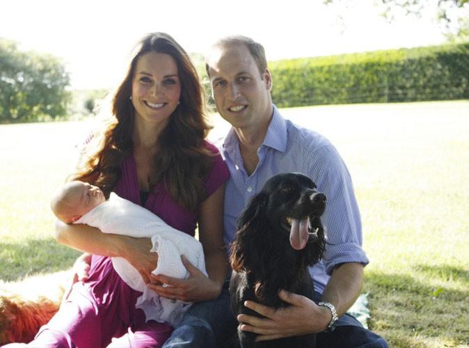 Prince George : la date de son baptême révélée !