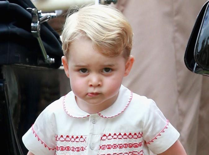 Prince George : une pièce créée spécialement pour son anniversaire !