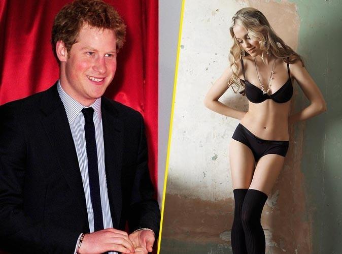 Prince Harry 100 % célibataire ? Pas vraiment !