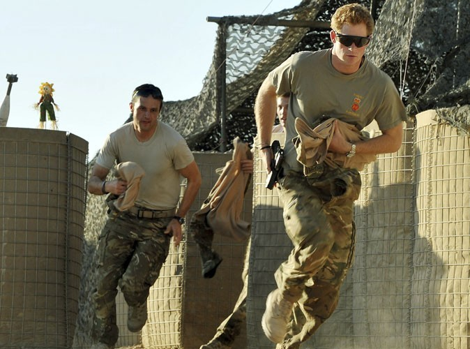 Prince Harry : il confie avoir tué des Talibans…
