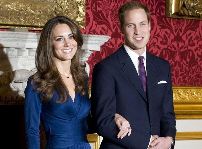 Prince William et Kate Middleton : leur première réception officielle sera hyper-glamour!