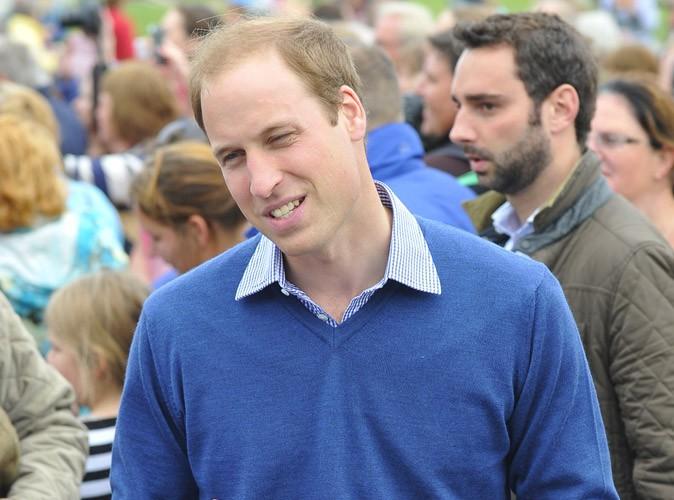 Prince William : ras-le-bol de toutes ces couches à changer !