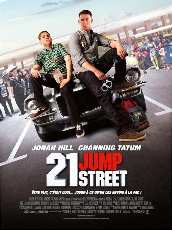 21 Jump Street 6ème film le plus piraté de 2012