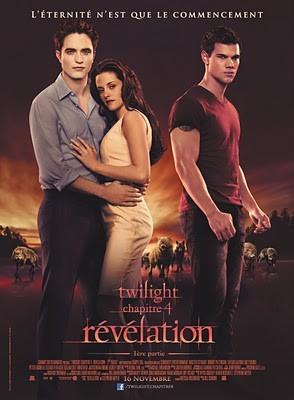 Twilight Révélation Partie 1, 10ème film le plus piraté de 2012